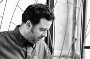 Chef Fabrice Salvador La Cristallerie