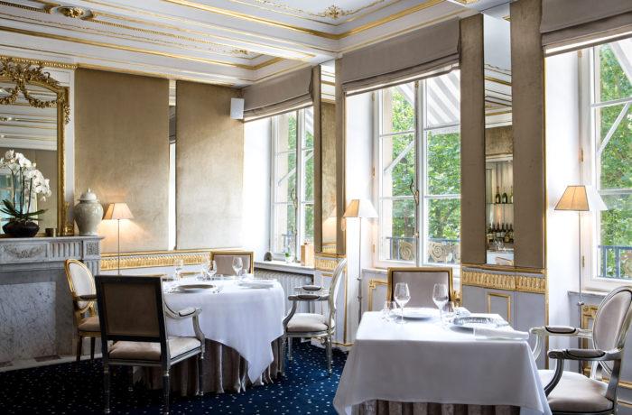 Salon Baroque La Cristallerie