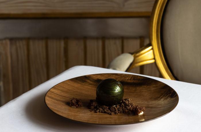 Chocolat 72% & Chartreuse verte